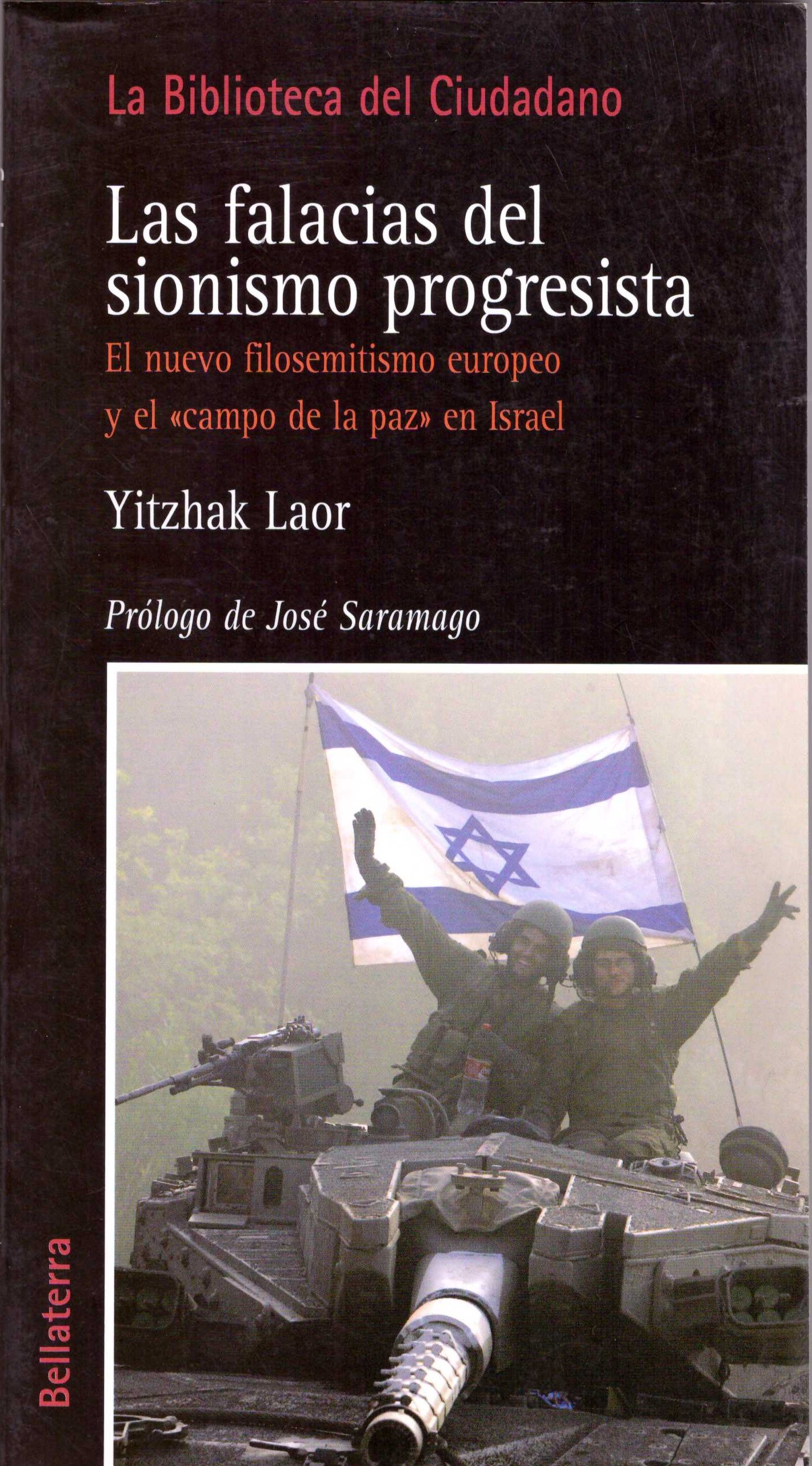 Las falacias del sionismo progresista